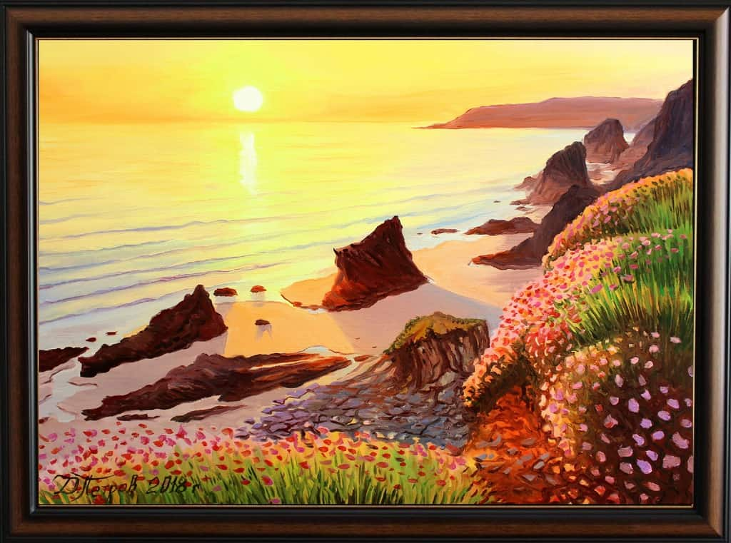 -на-една-нова-любов-маслени-бои-на-платно-50х70-см.-340-лева-2 Картини в наличност